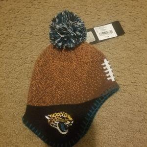 💎 Kids Jaguars NFL hat